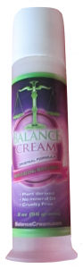 balance cream 1200 mg USP progesterone