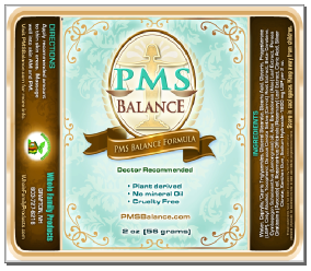 restored balance progesterone cream has been relabeled as Menobalance and PMS Balance